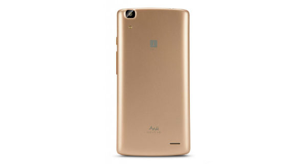 iBall Andi Gold 4G Back