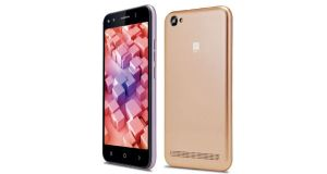iBall Andi5G Blink 4G Front and Back