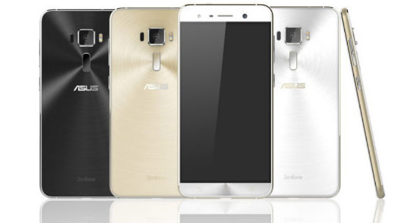 Asus Zenfone 3 range launched in India; price starts at Rs. 18999