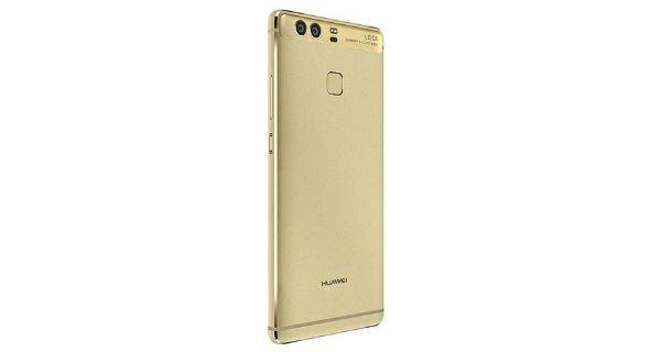 Huawei P9 Back View