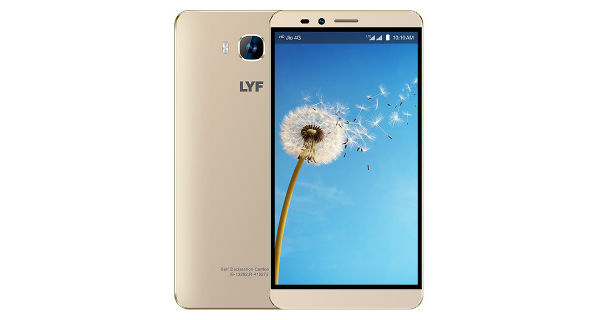 Lyf Wind 2 with 6 inch display, VoLTE can be yours for Rs. 8299