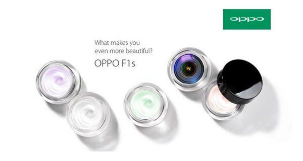 Oppo F1s Camera