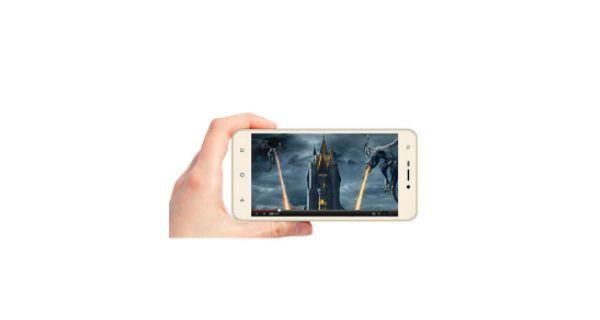 Intex Aqua HD 5.5 Front