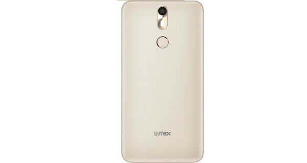 Intex Aqua S7 Back