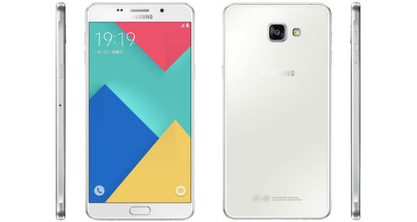Samsung Galaxy A9 Pro Overall