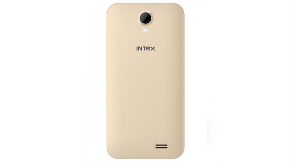Intex Aqua Q8 Back