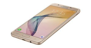 Samsung Galaxy On NXT Upper View