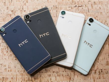 HTC Desire 10 Pro with 4GB RAM, 20MP camera launched for Rs. 26,490