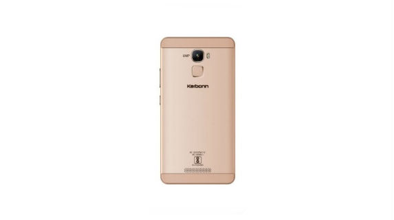 Karbonn Aura Note 4G back
