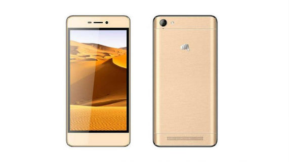 Micromax Vdeo 3 and Vdeo 4 with 4G VoLTE launched in India