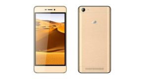 Micromax Vdeo 4 overall