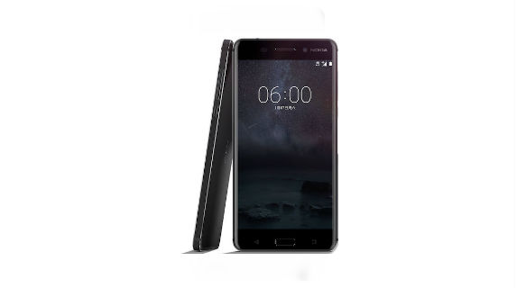 Nokia 6 front side