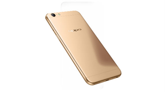 Oppo A57 back