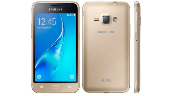 Samsung Galaxy J1 4G with Super AMOLED display and VoLTE launched for Rs 6890