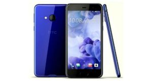 HTC U Play front back
