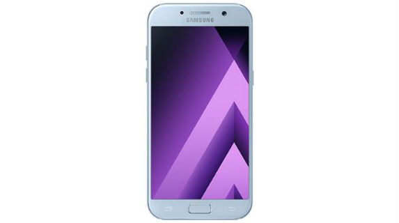 Samsung Galaxy A5 2017 front