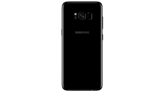 Samsung Galaxy S8 back