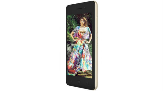 Itel Wish A21 front