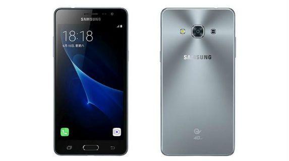 Samsung Galaxy J3 Pro overall