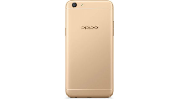 Oppo F3 back