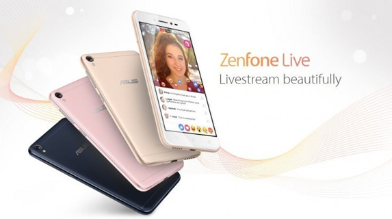 ASUS Zenfone live beautification feature launched for Rs 9,999
