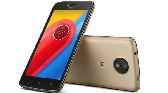 Motorola Moto C overall