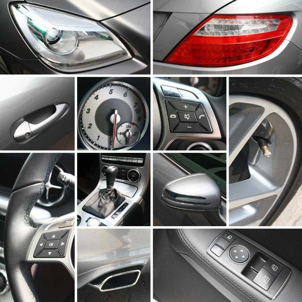 The All In One Package For Detailed Car Interior And