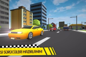 Real Car Taxi Driver
