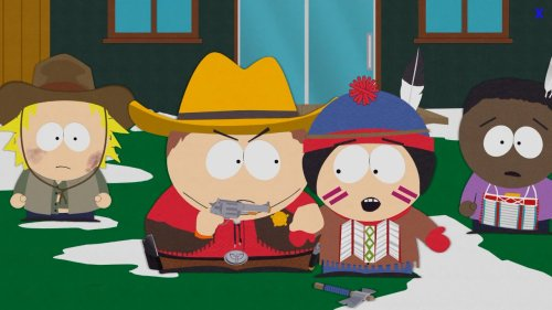 South Park Phone Destroyer Cartman