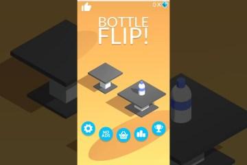 Tencent, Yeni WeChat Mini Oyunu İçin Ketchapp'ın Bottle Flip oyununu Kopyalamış Görünüyor