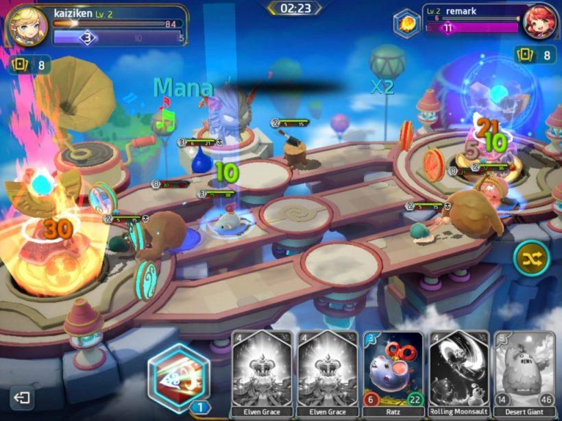 Maplestory-blitz-in game