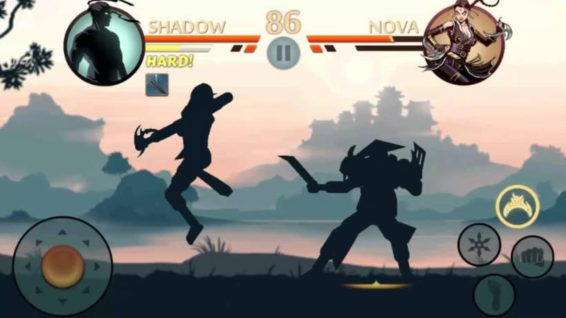 Bilgisayarda Oynanan 5 Mobil Aksiyon Oyunu - Shadow Fight 2