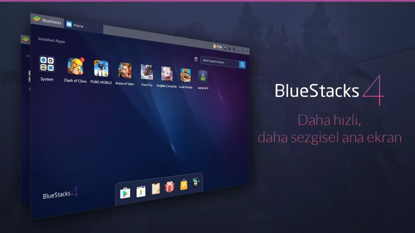 BlueStacks 4