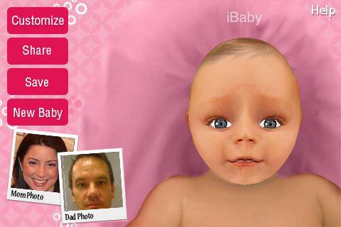 Wie Wird Unser Kind Mal Aussehen Babybuilder Zeigt Vorschau Auf Dem