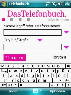 telefonbuch