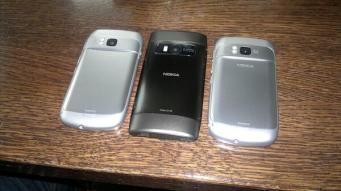 Nokia X7 N8 und E6 back_2