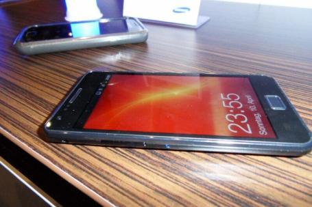 Samsung Galaxy S II (10)