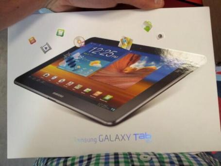 Samsung Galaxy Tab 10 (1)