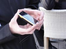 Sony Ericsson Xperia active (2)