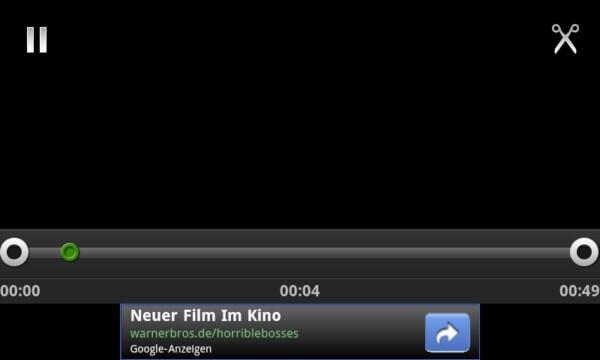 Vidtrim Videos Schneiden Unter Android