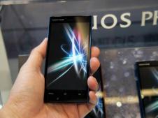 Sharp Aquos Phone 104SH Android (2)