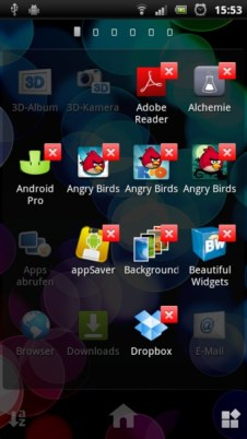 SE Xperia Arc S Screens (4)