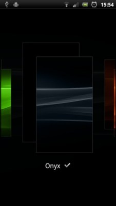 SE Xperia Arc S Screens (6)