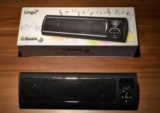 MP3 Zub UDESIGNS Lingo Xtatic v2 Speaker (8)