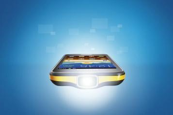 Samsung Galaxy Beam MWC2012_0
