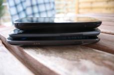 Größe Nexus S HTC One S Galaxy Nexus2