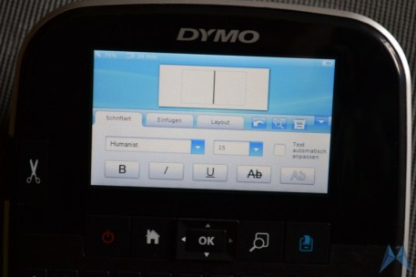 DYMO LabelManager 500 TS (26)
