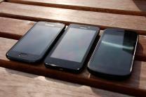 Galaxy S_Huawei Honour_Nexus S_2