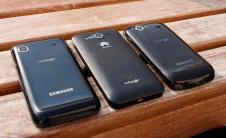 Galaxy S_Huawei Honour_Nexus S_back