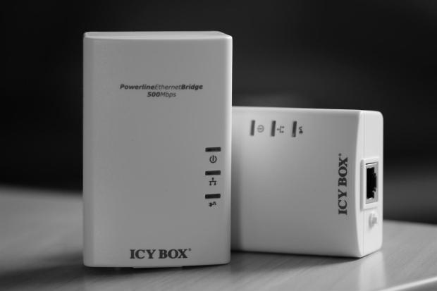 IcyBox Powerline 01